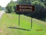 Finally leaving Mississippi